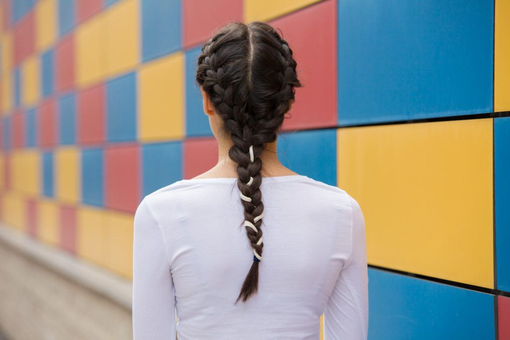 Meet-in-the-middle braid