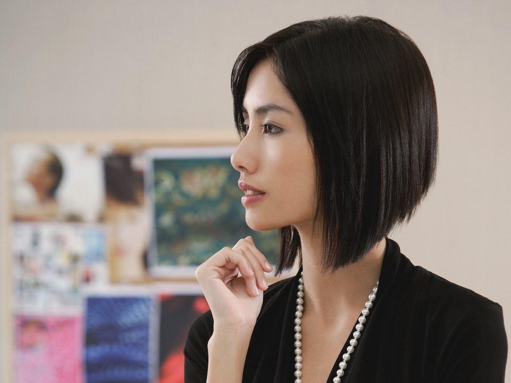 18 Ide model rambut tipis agar terlihat lebih tebal | All ...