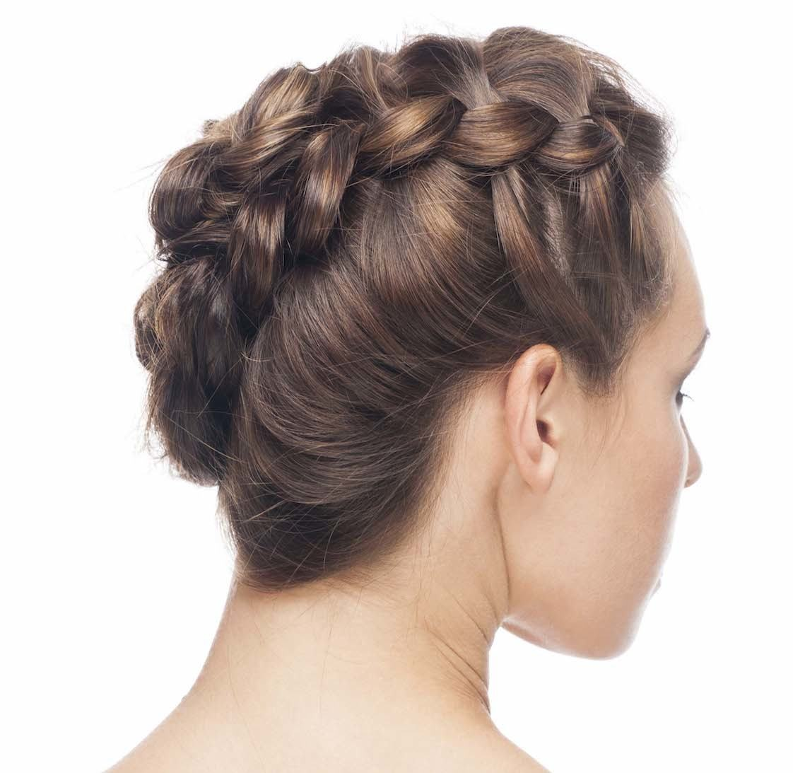 Model Kepang Rambut Pendek Untuk Tampilan Modern All Things Hair - Gaya rambut pendek kepang