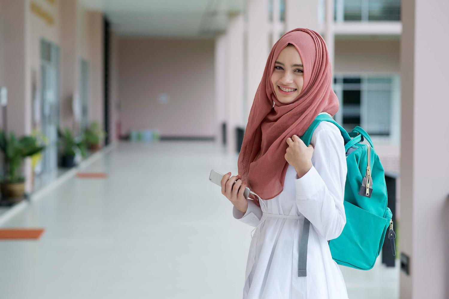 Tutorial Style Hijab Simple Di Bawah 3 Menit All Things