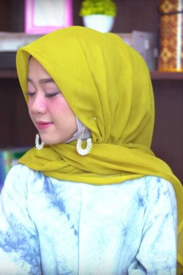 Step 8 style hijab simpleStep 8 style hijab simple