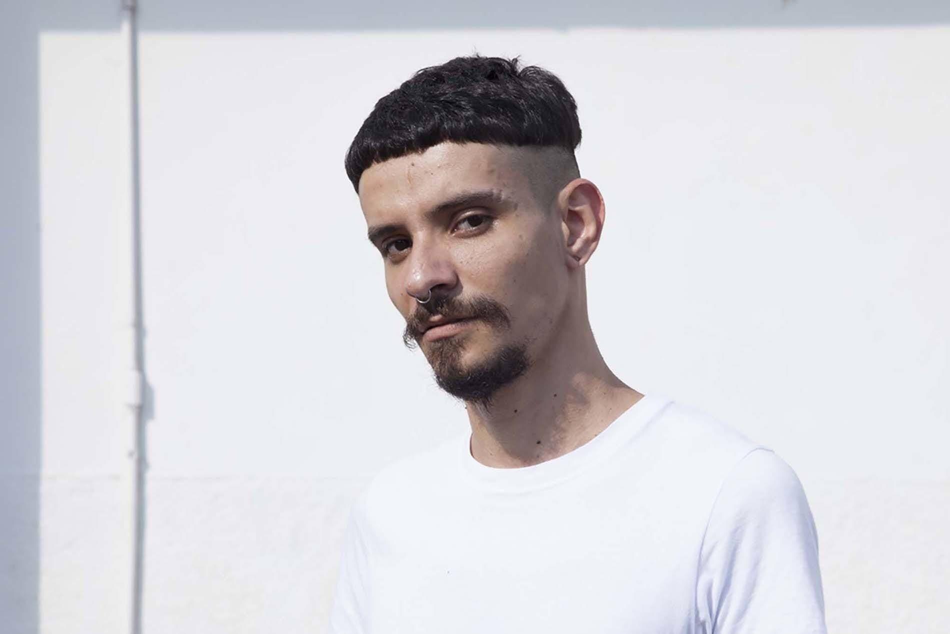 Gaya rambut pendek pria caesar haircut