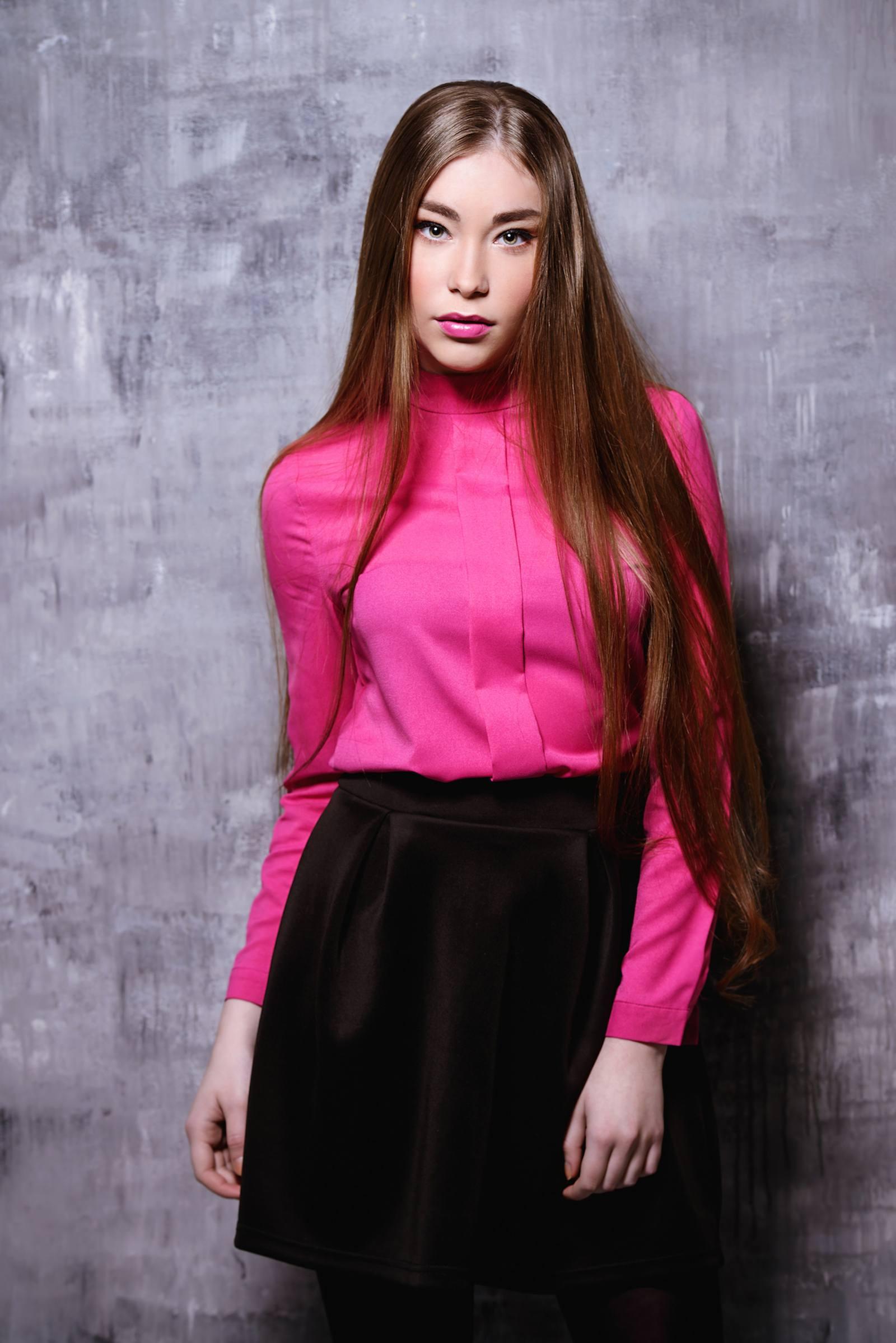 30 Inspirasi model   warna rambut panjang terpopuler  f637c7d0c9