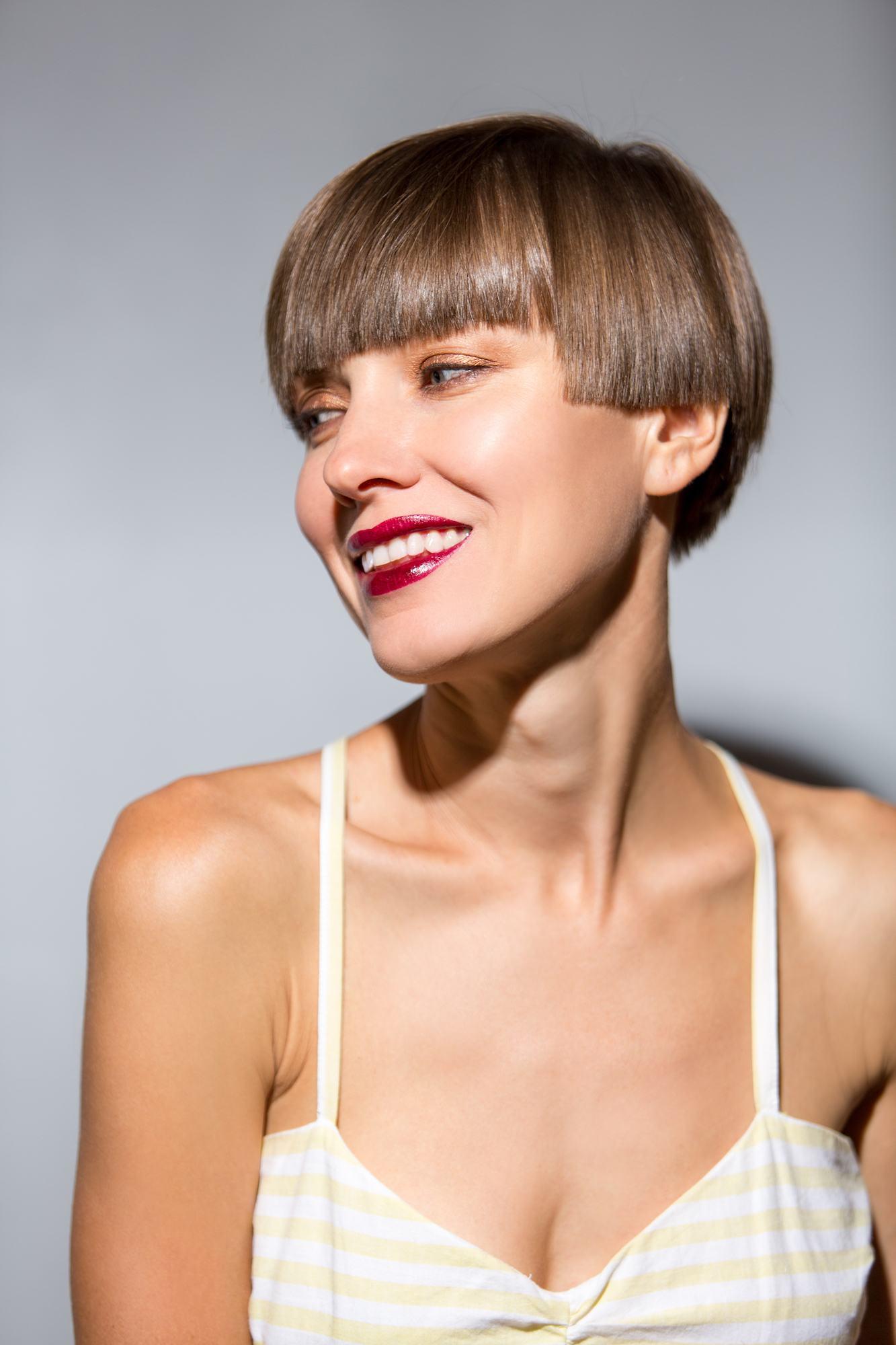 15 Ide warna rambut yang keren untuk rambut pendek - All ...