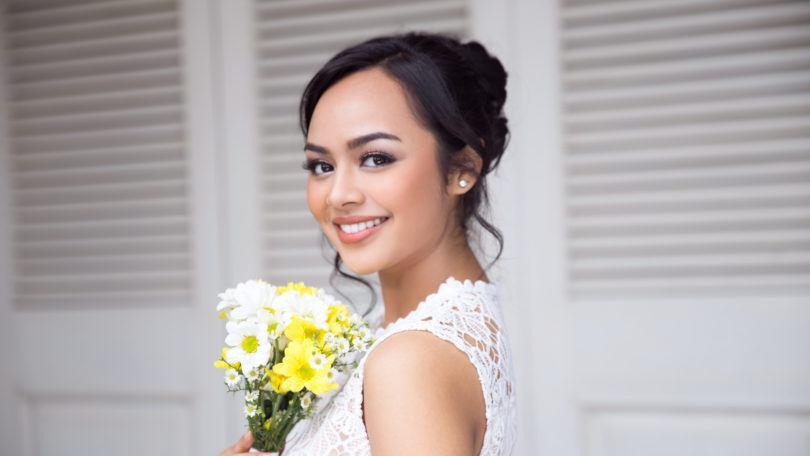 tutorial sanggul pengantin