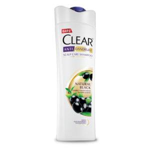 CLEAR NATURAL BLACK