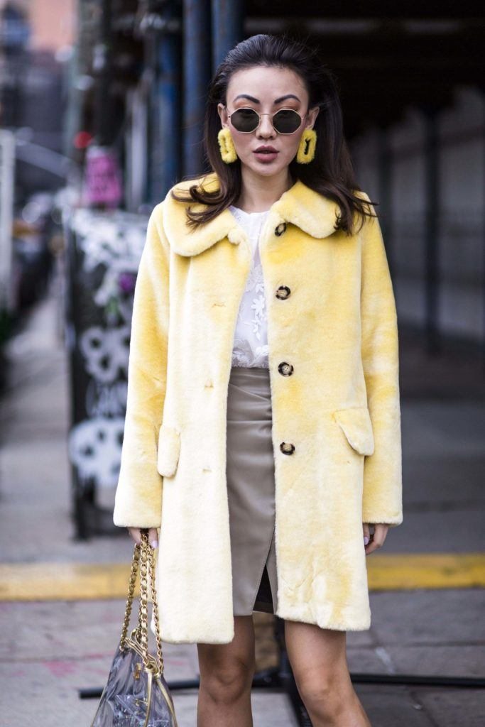 trend model rambut bouffant di New York Fashion Week