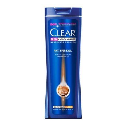 CLEAR MEN Anti Hairfall Shampoo