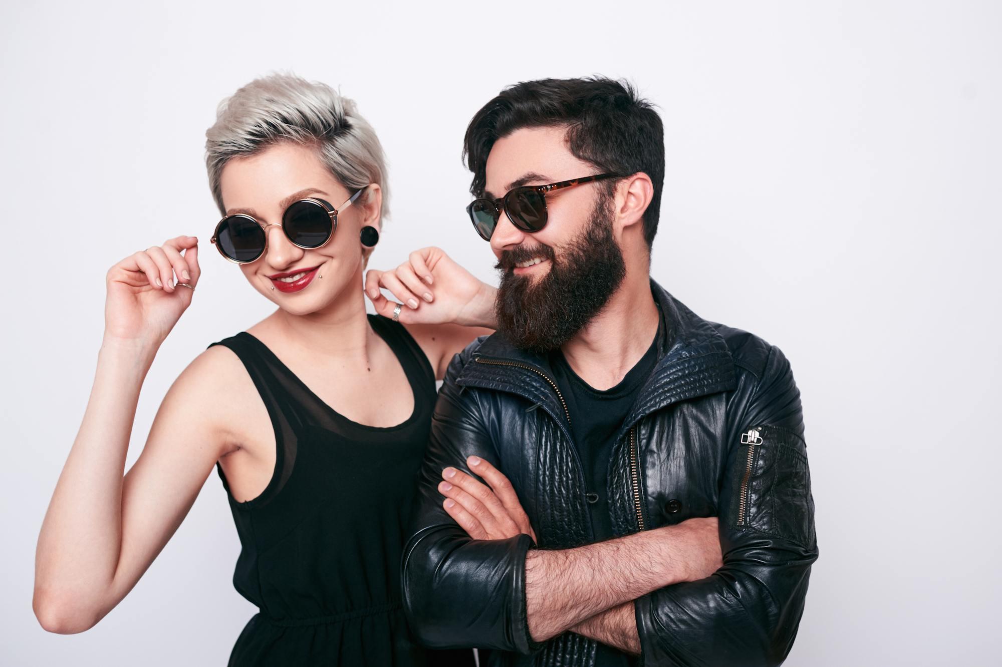 gaya rambut couple