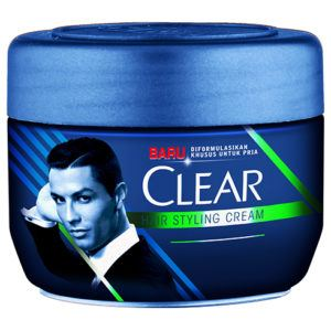 CLEAR Styling Cream