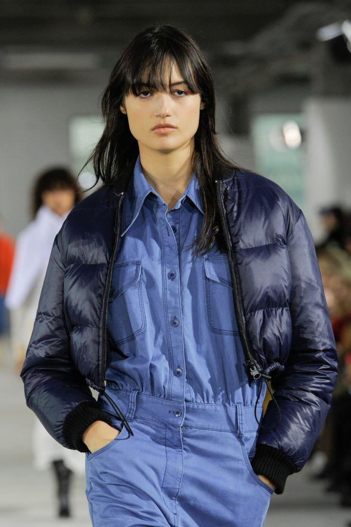 trend poni shaggy di new york fashion week 2018