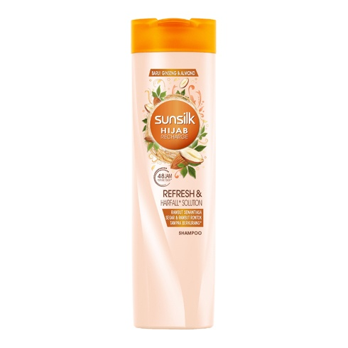 Sunsilk Hijab Recharge Refresh & Hairfall Solution Shampoo