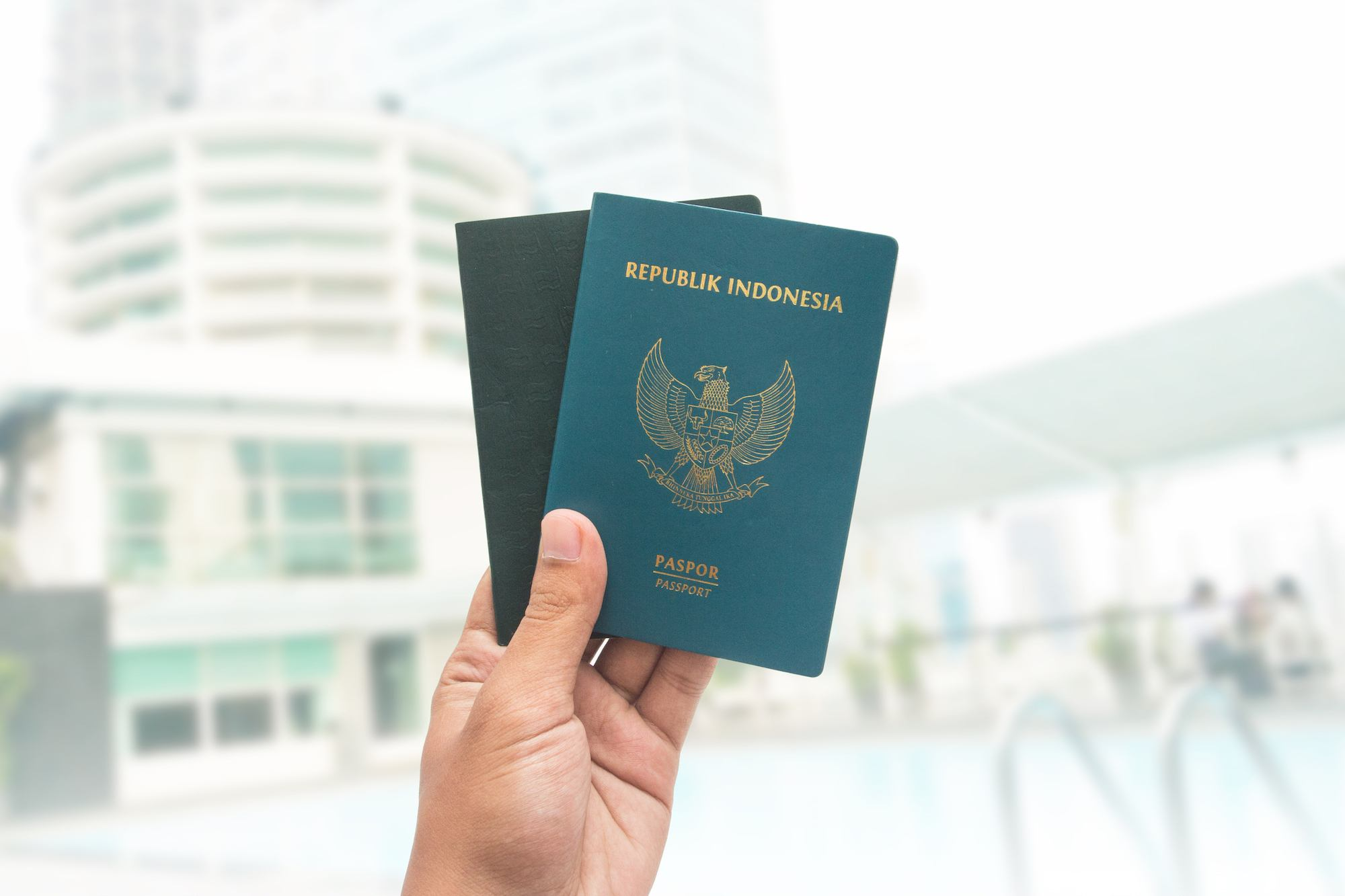 Syarat foto paspor