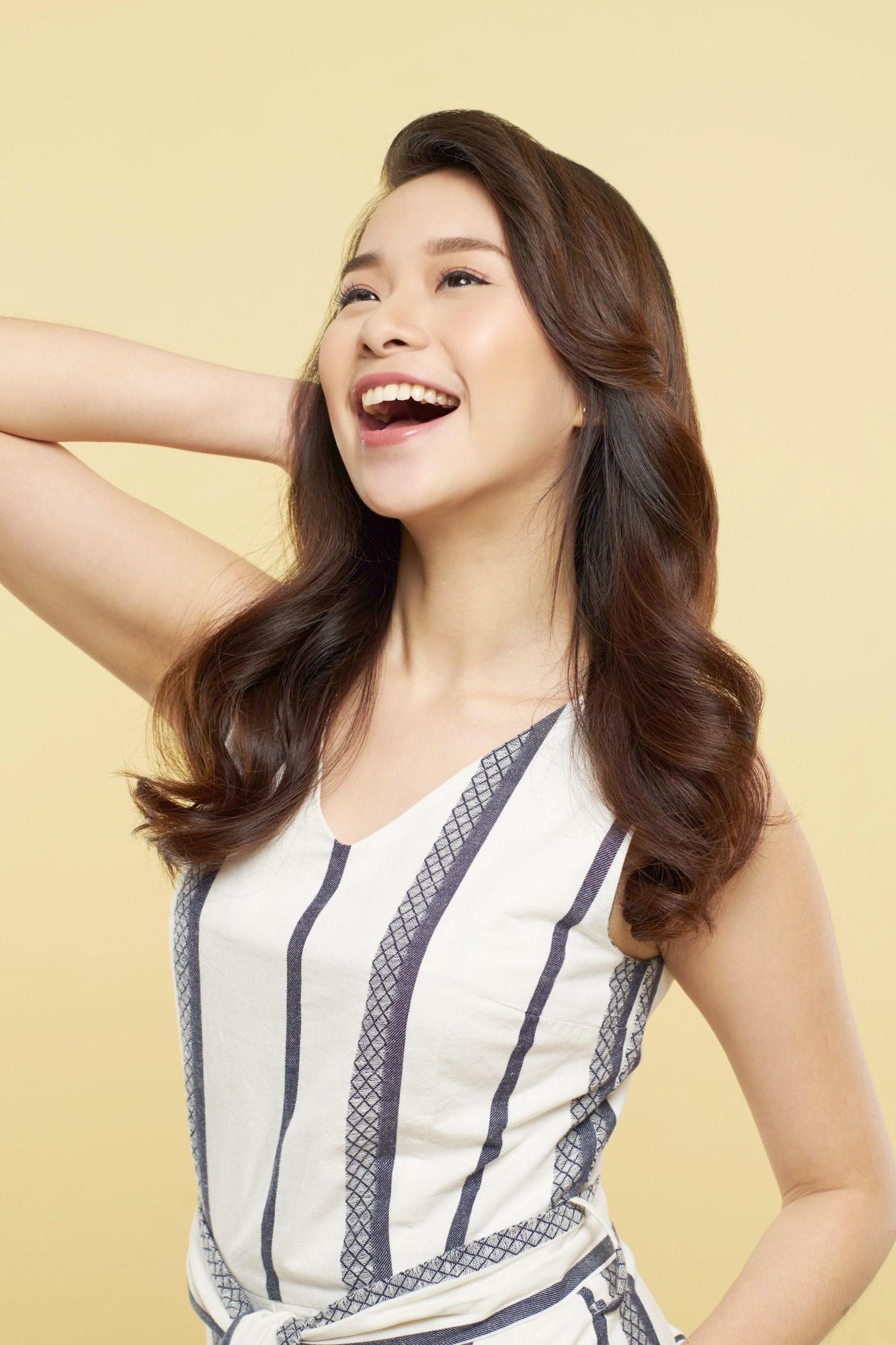Model Rambut Emo Panjang Wanita