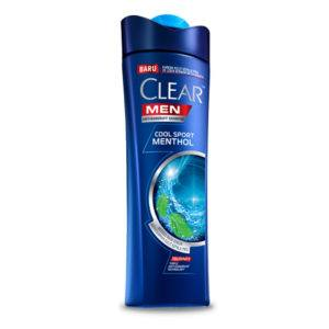 CLEAR MEN Ice Cool Menthol
