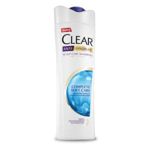 CLEAR Complete Soft Care Shampoo