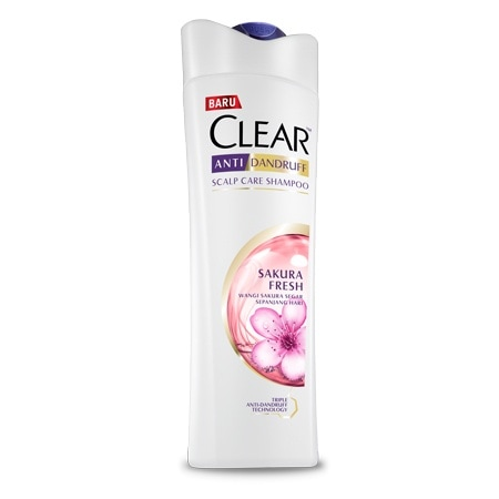 CLEAR Sakura Fresh Shampoo