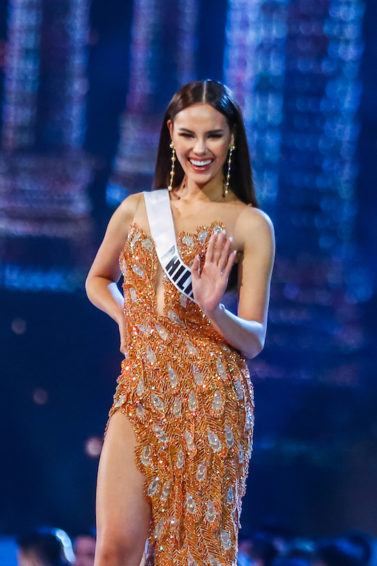 Miss Universe 2018 Catriona Gray of Phillipines.