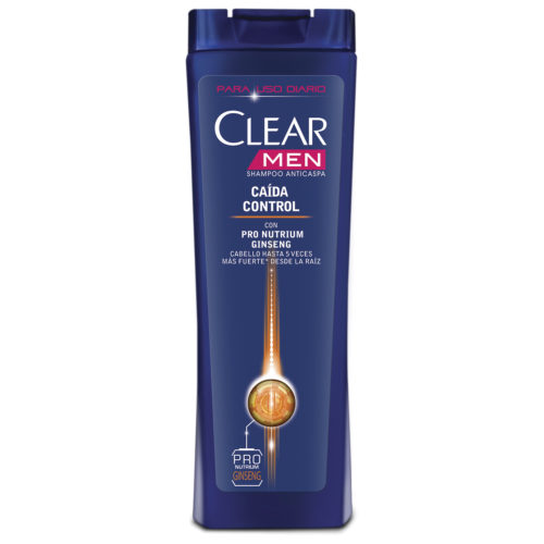 Clear Shampoo Caída Control