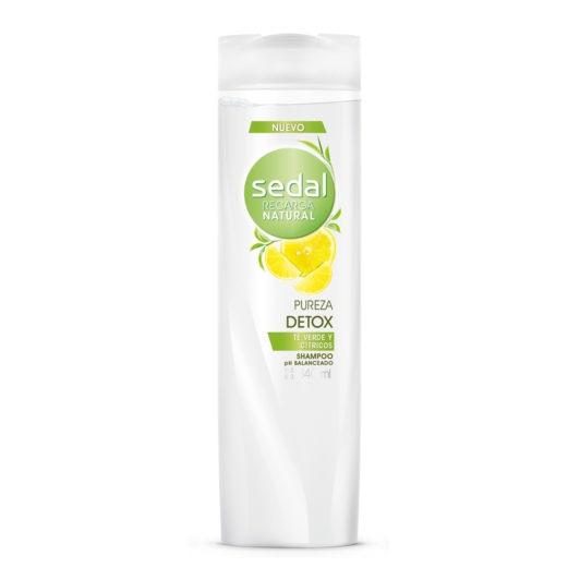 Sedal Shampoo Pureza Detox