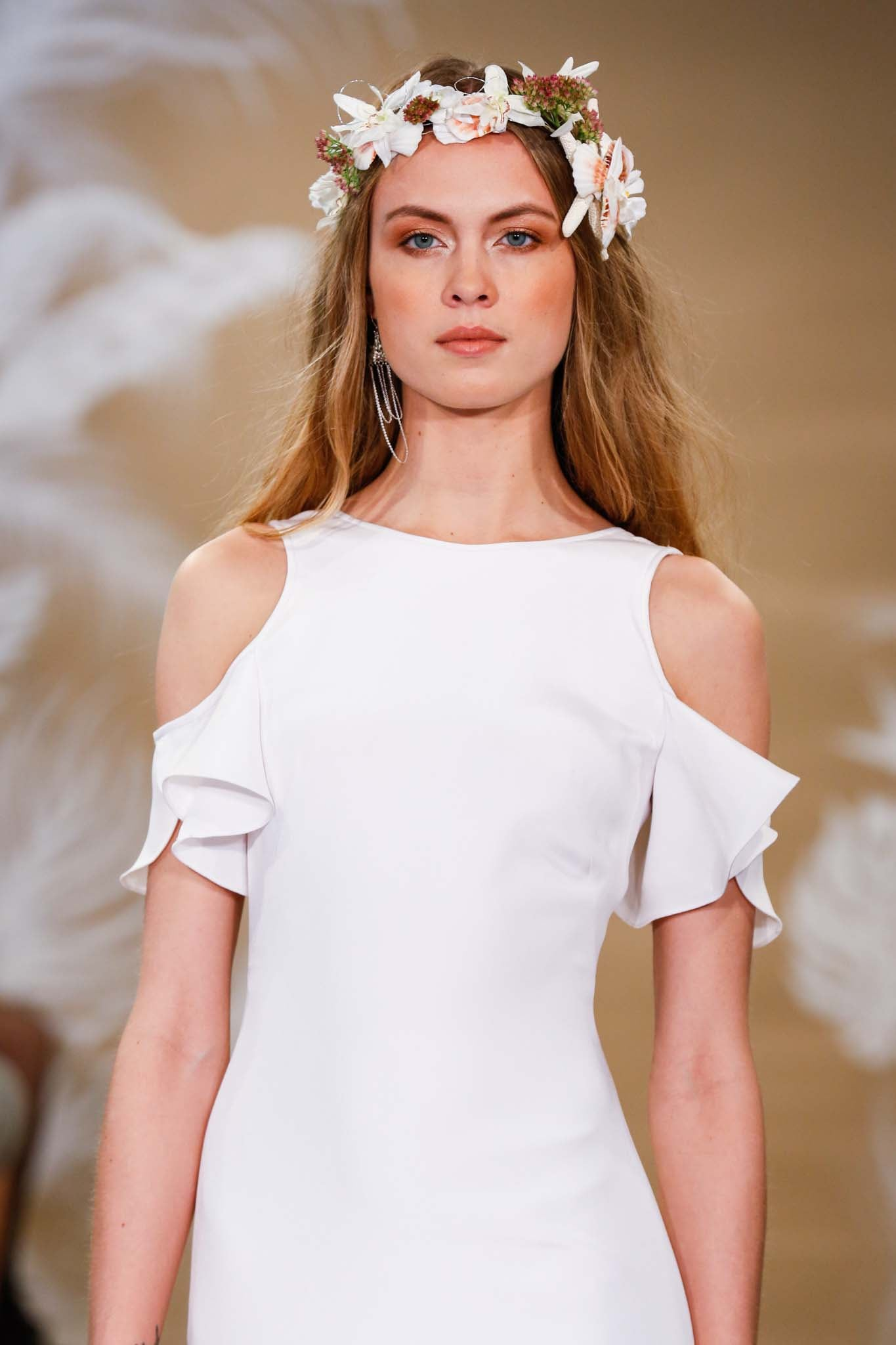 Exquisito peinados boho Galería de tendencias de coloración del cabello - Estilo boho: peinados de novia con pelo suelto para suspirar