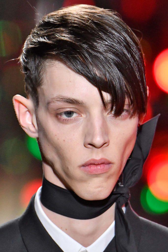 Cambio De Direccion Peinados De Lado Para Hombre All Things Hair