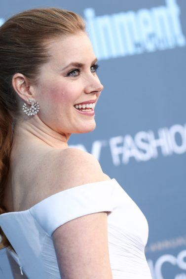 pelo rubio fresa largo Amy Adams