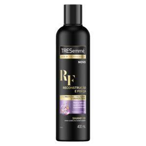 Shampoo TRESemmé Recontrução e Força