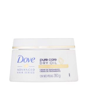 DOVE CREME DE TRATAMENTO ADVANCED HAIR SERIES PURE CARE DRY OIL