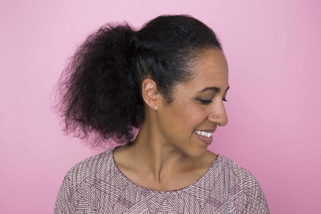 penteados para cabelos crespos 3
