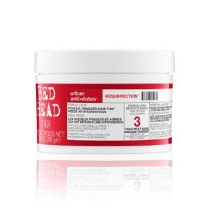 MÁSCARA DE TRATAMENTO BED HEAD URBAN ANTI+DOTES RESURRECTION