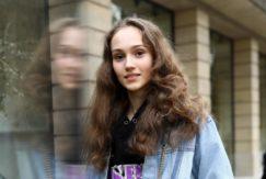 modelo de dar volume para cabelos finos 01