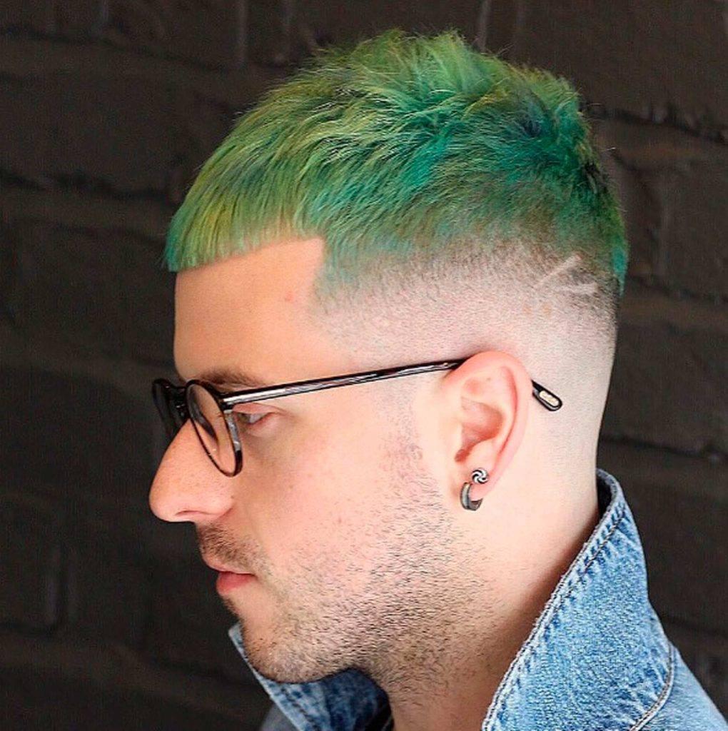 modelo de Merman hair