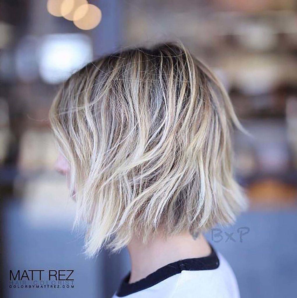 modelo de 4d hair color