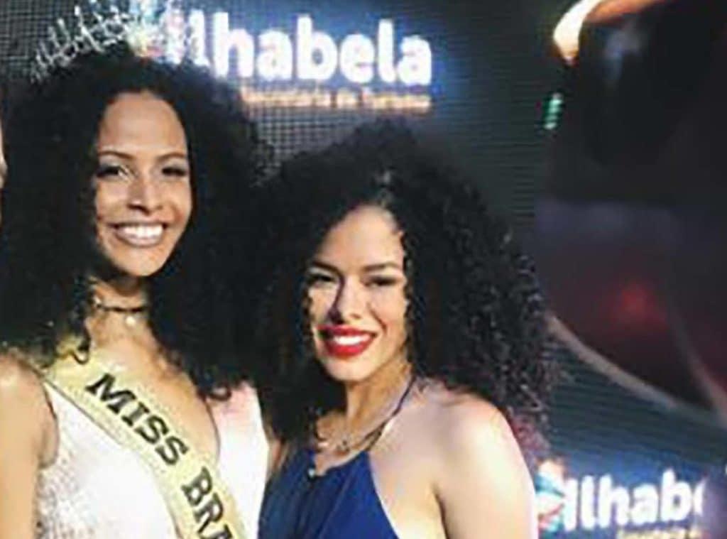modelo de Miss Brasil 2017