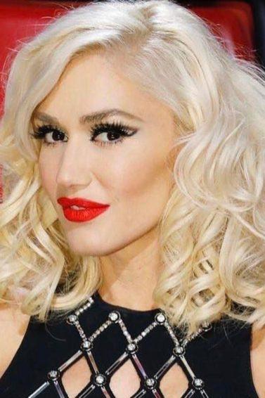penteados de Gwen Stefani