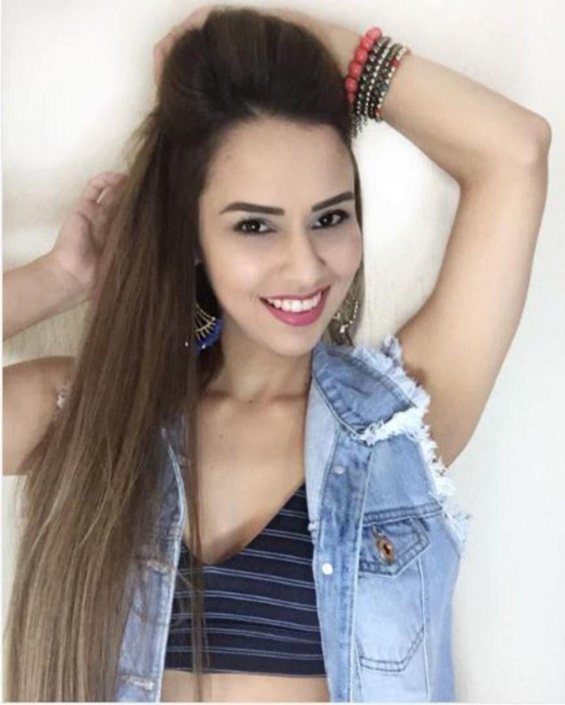 modelo de Jéssyca Saraiva
