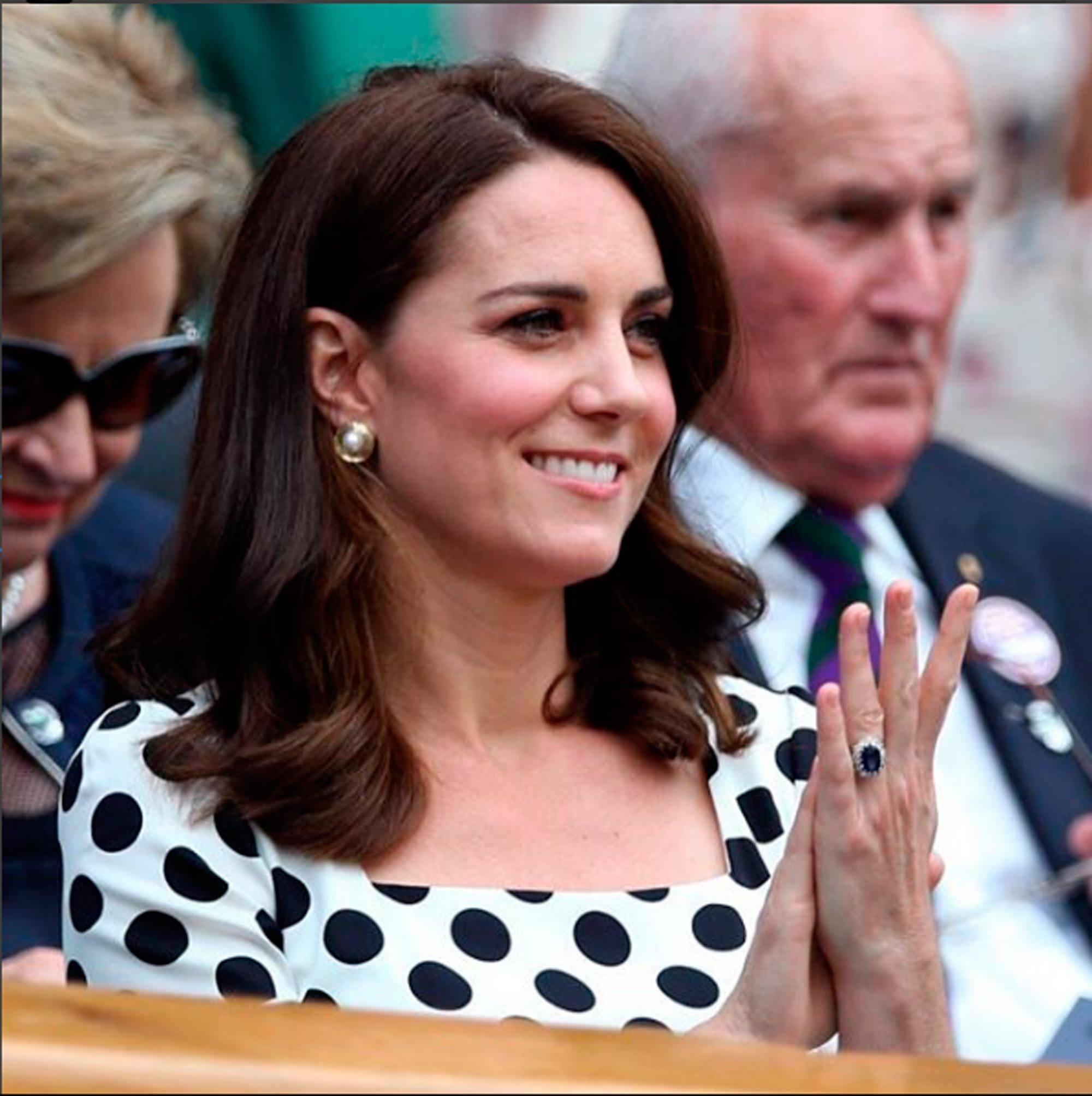 cabelo de Kate Middleton