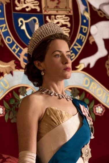 personagem do The Crown 2