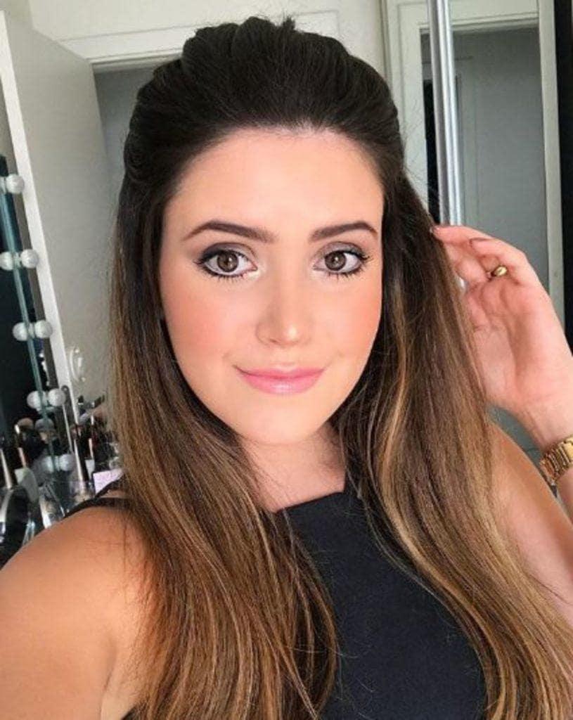 modelo de Beatriz Pontes