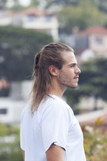 ombré hair masculino