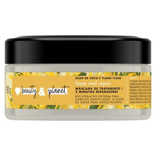 Creme de Tratamento Love Beauty and Planet Hope and Repair