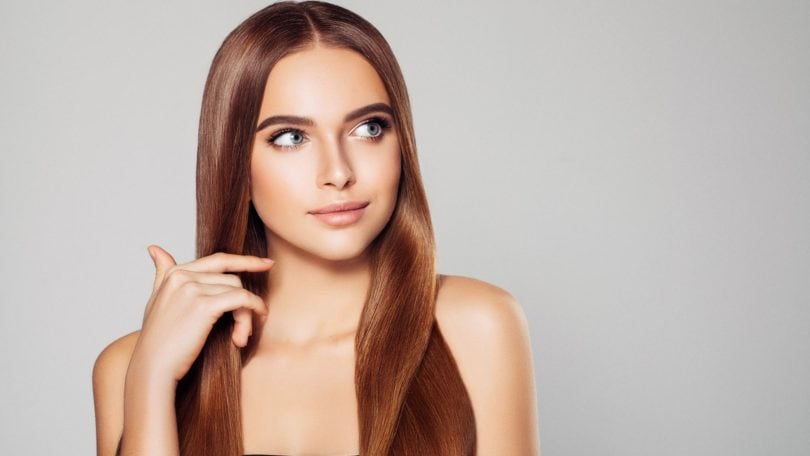 keratin treatment basics red straight hair