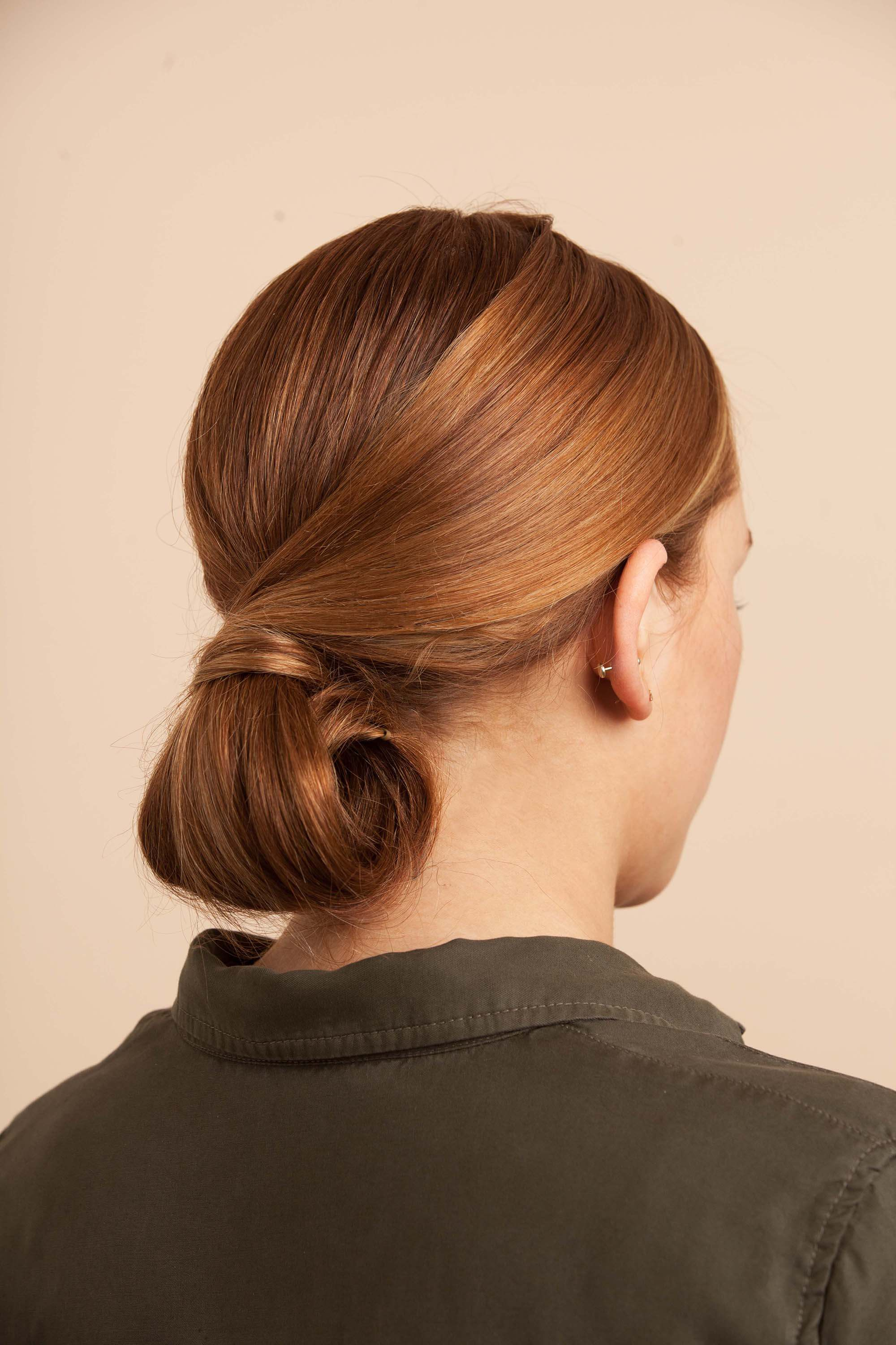 Chignon How To Recreate This Elegant Hairstyle In 3 Ways