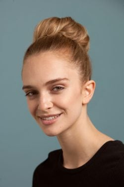 donut bun: how to create the look
