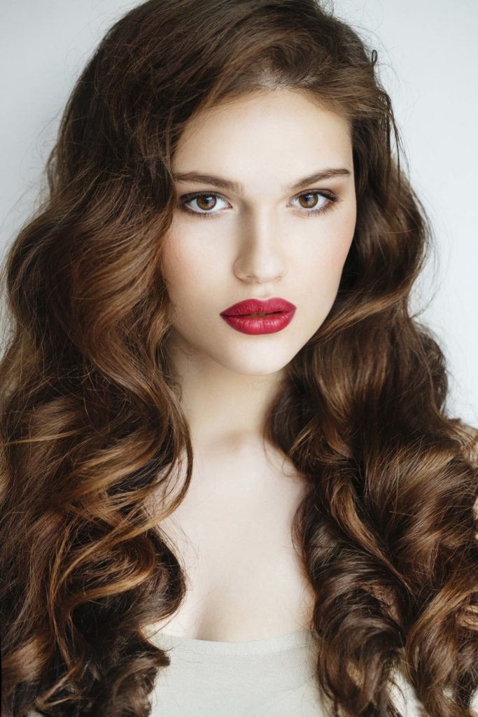 best prom hairstyles big curls