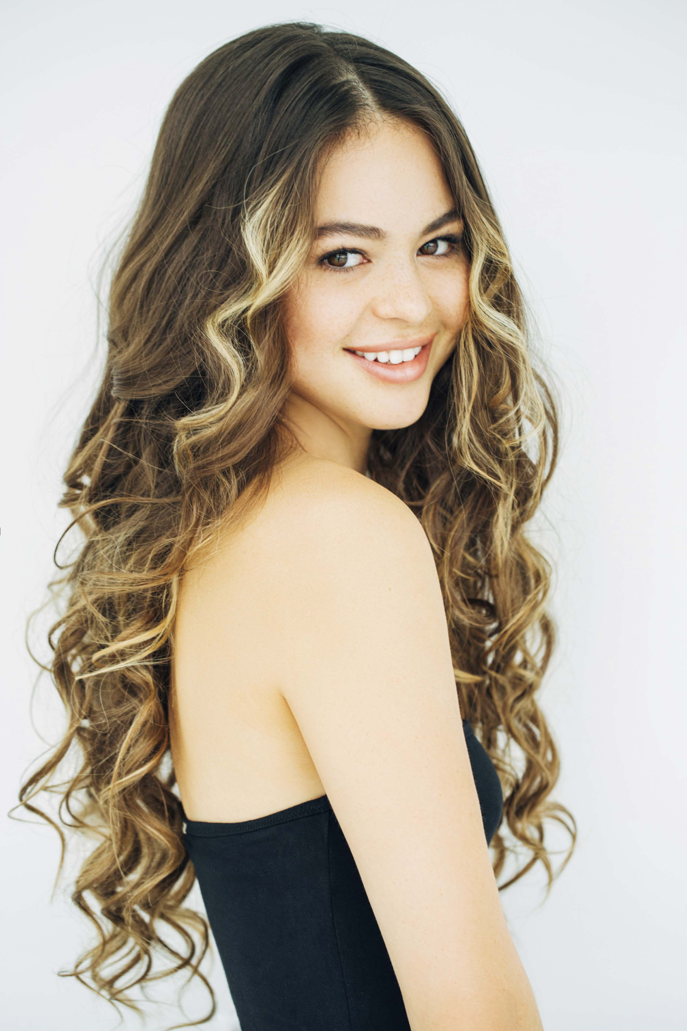 Create gorgeous waves with a texturizing spray.