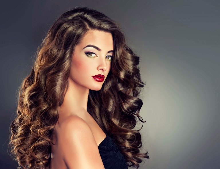 5 JawDropping Hairstyles Using Hot Rollers