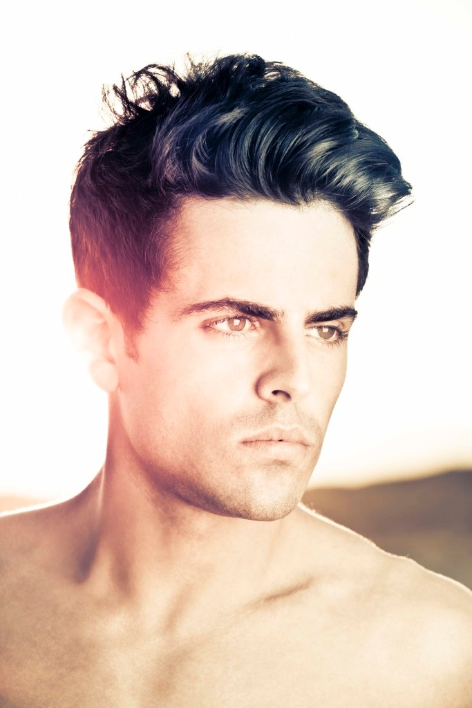 Quiff hairstyles for short hair for men