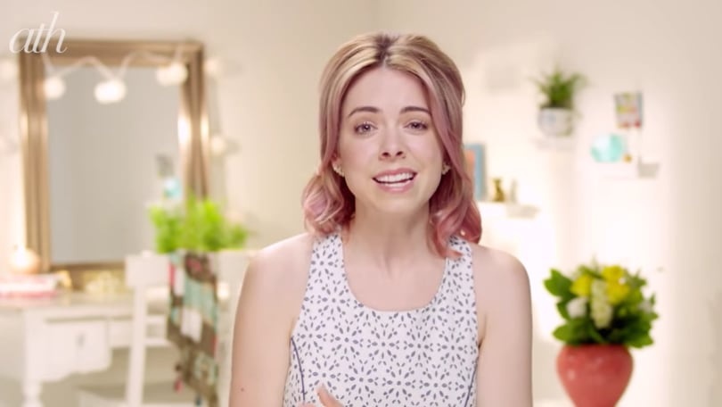 Half Up, Half Down Hairstyle by NikkiPhillippi - All Things Hair